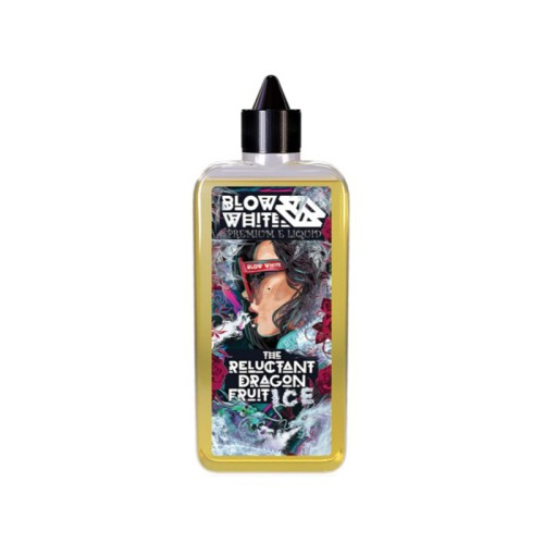 THE RELUCTANT DRAGON FRUIT ICE 80ML - BLOW WHITE
