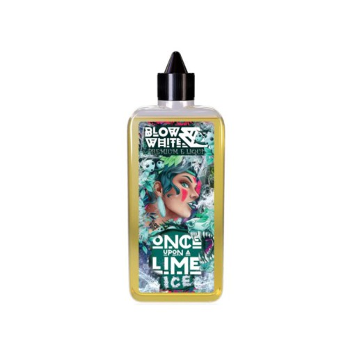 ONCE UPON A LIME ICE 80ML - BLOW WHITE
