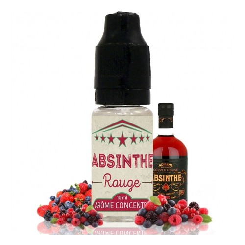 Arôme Absinthe Rouge by VDLV