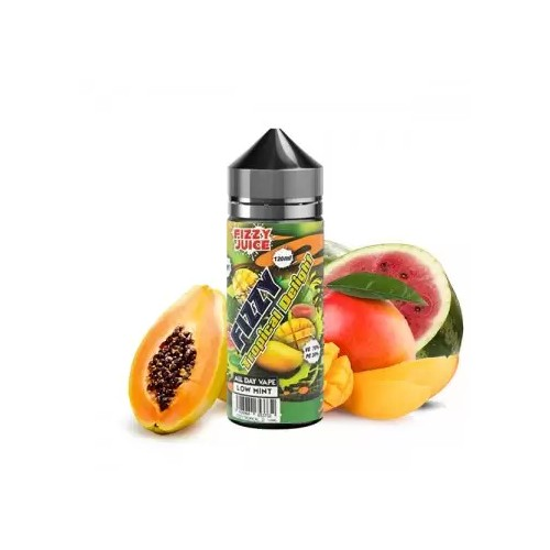 FIZZY TROPICAL DELIGHT - 100ml